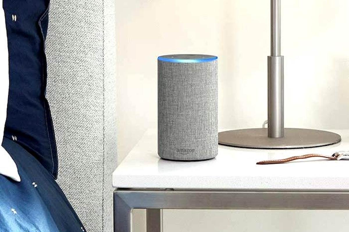 Alexa ed Amazon Echo approdano anche in Italia
