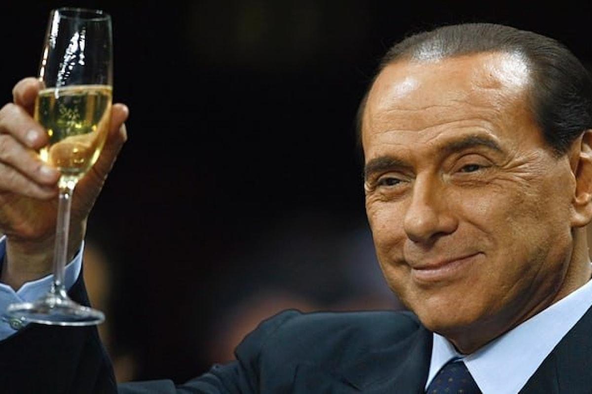 Berlusconi, ritorno al futuro