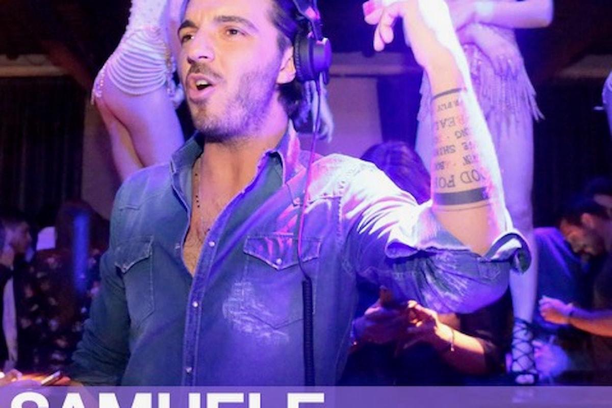 Samuele Sartini fa ballare l'Italia: 11/11 Dadaumpa (Parma), 12/11 Vinile (Roma)