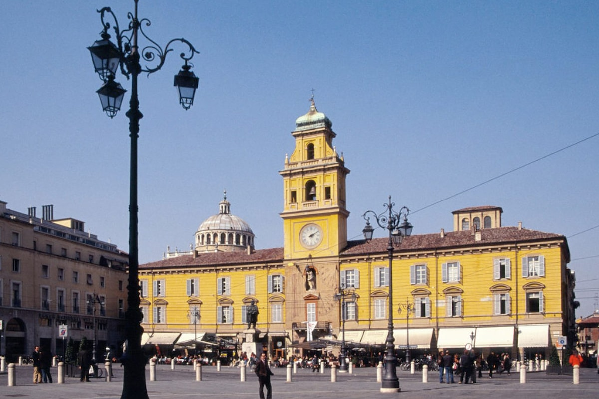 Visitare Parma con i consiglia di Arhet B&B Parma