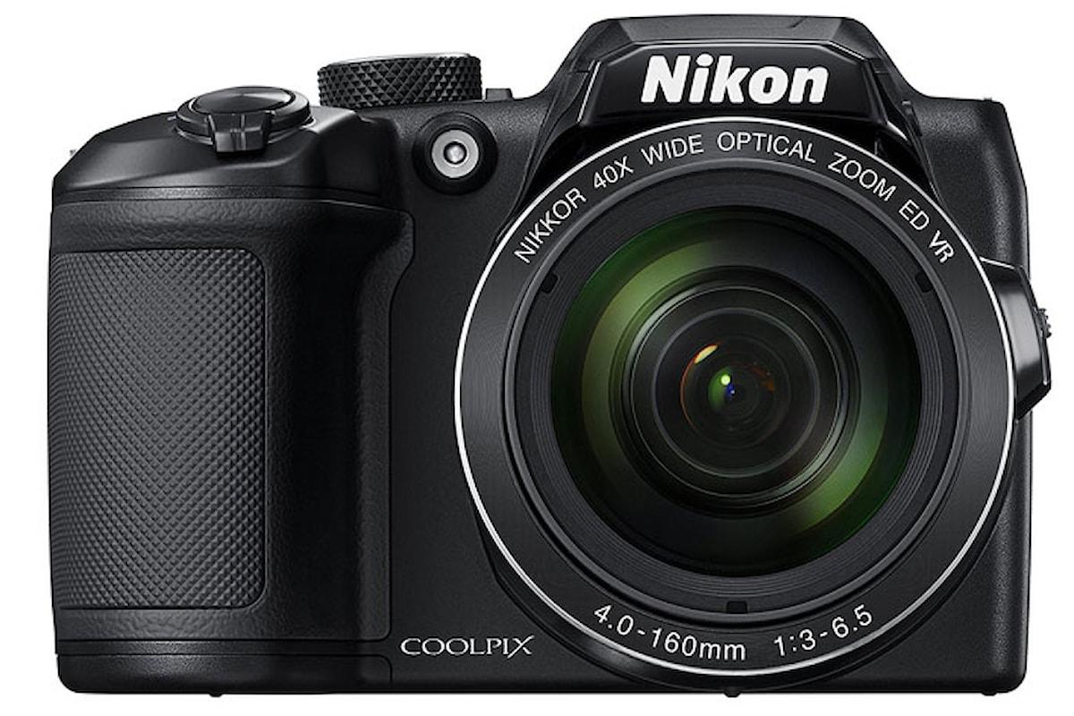 Nikon Coolpix B500 Recensione, Test, Confronto e Caratteristiche