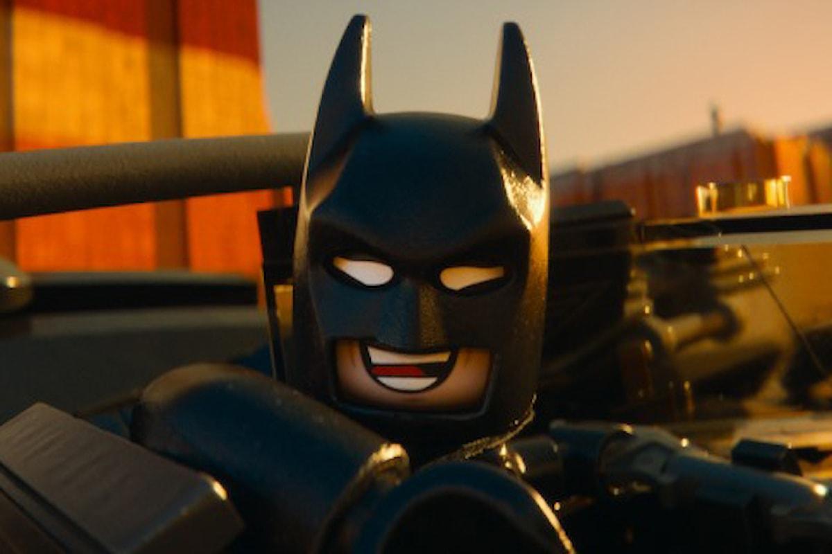 Ecco la gallery delle prime immagini di The Lego Batman Movie