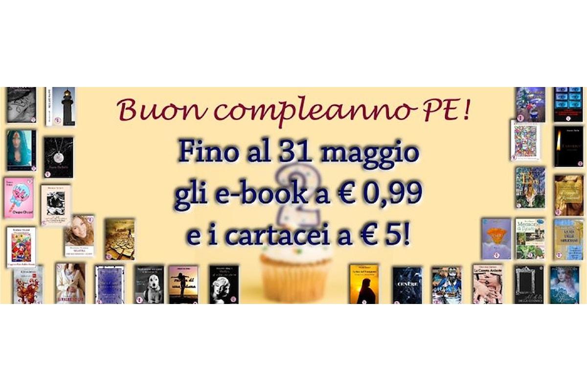 I libri Panesi Edizioni in promozione per tutto maggio