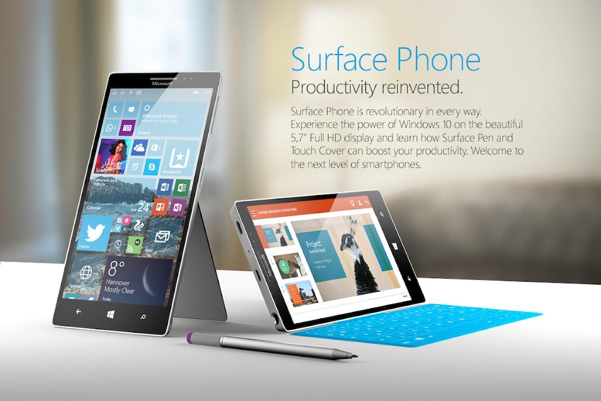 Riflessioni di un nerd e il difficilissimo compito del Surface Phone | Surface Phone Italia