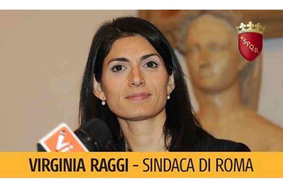 Also sprach Virginia Raggi, commentando l'interrogatorio del 2 febbraio