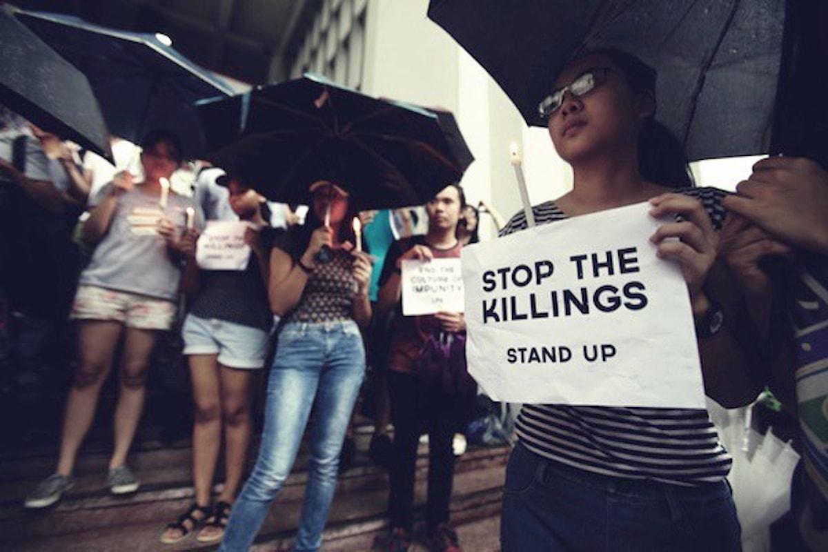 Filippine, migliaia di morti e corruzione dilagante: il presidente sospende la drug war