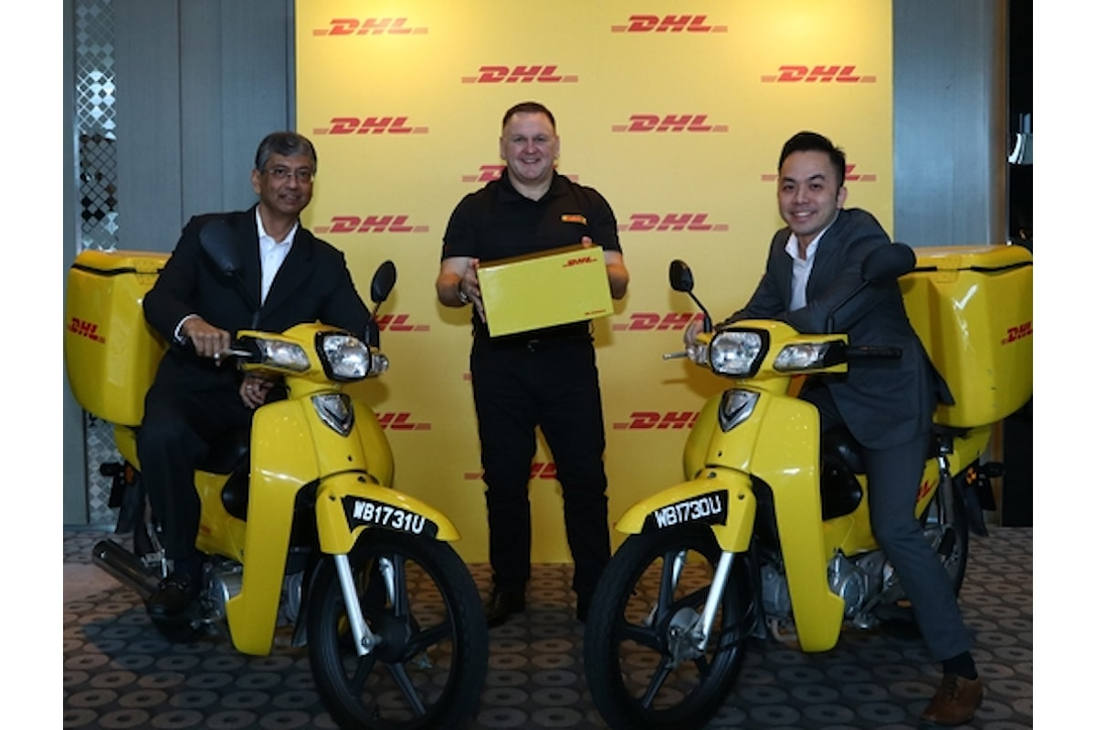 Deutsche Post DHL Group aims to reduce logistics emissions to zero by 2050 | Supply Chain
