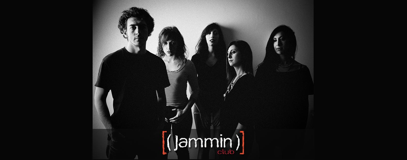 Il rock inedito dei DIANIME al Jammin' Club di Montesilvano