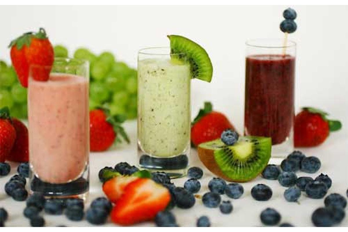 Perdere peso con una dieta detox