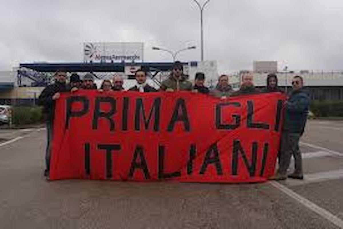 Perché dire PRIMA GLI ITALIANI non è sbagliato