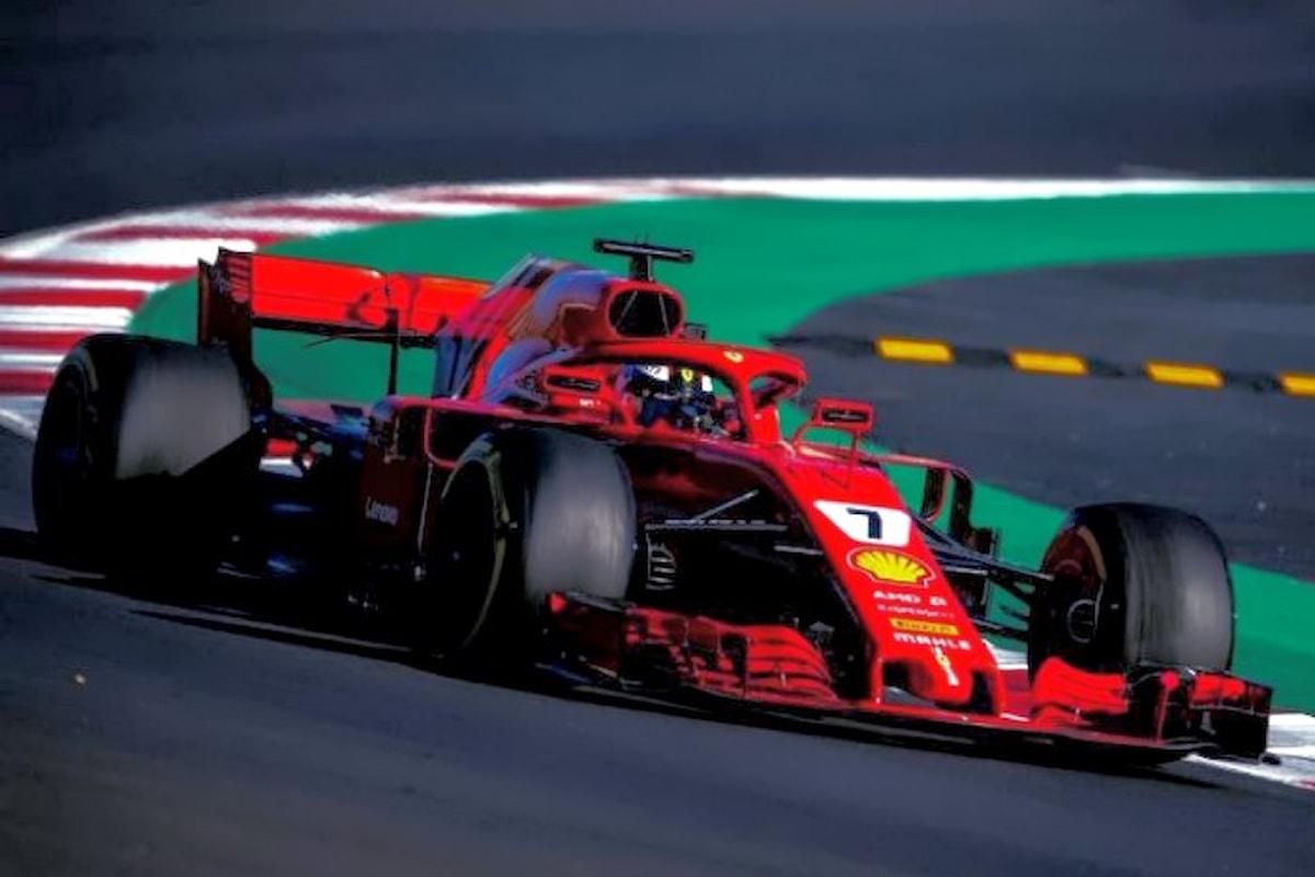 Il cambio di passo della Ferrari all'origine delle ottime prove di precampionato in Catalogna?