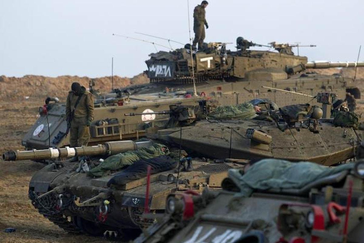 Il leader di Hamas non vuole più guerre, ma Israele starebbe preparando un nuovo attacco nella Striscia di Gaza