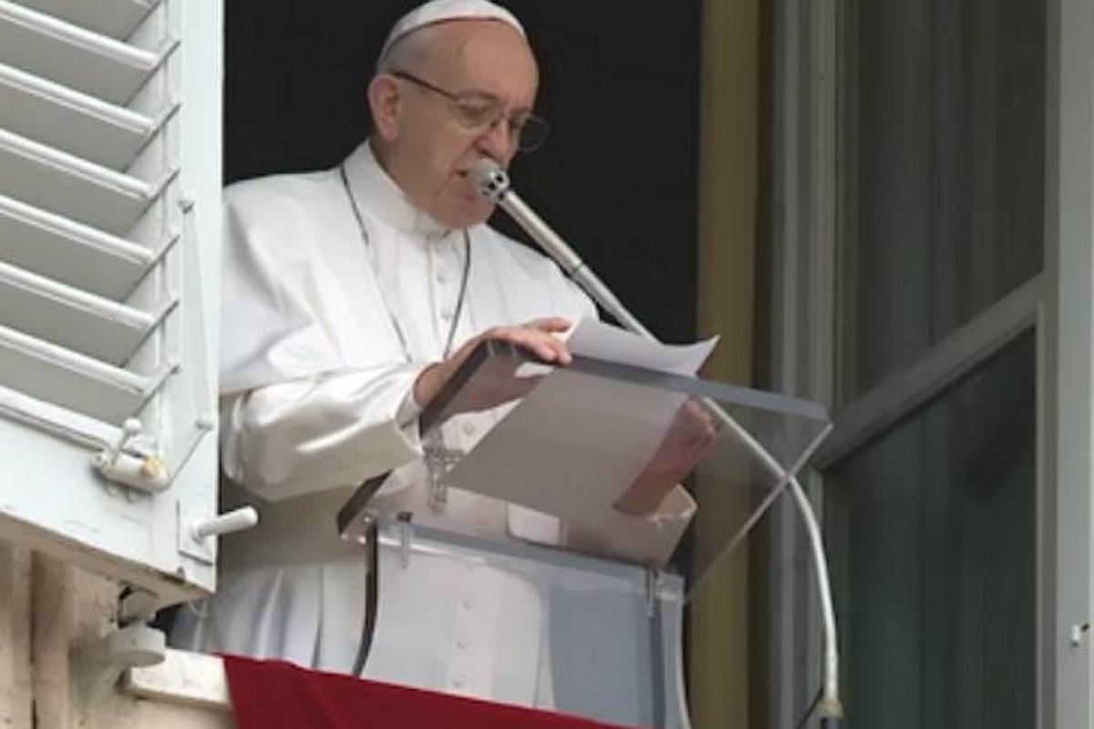 All'Angelus il Papa invoca il cessate il fuoco per la l'amata e martoriata Siria