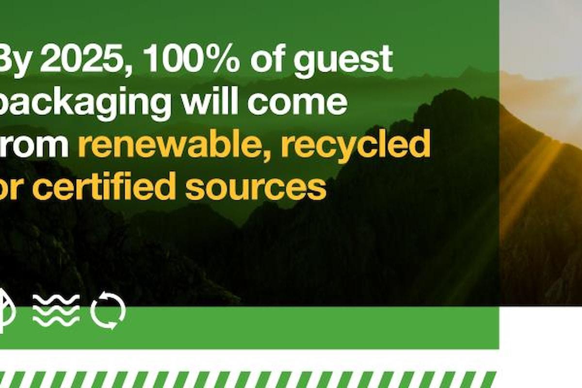 McDonald's: entro il 2025 tutto il packaging proverrà da fonti rinnovabili, riciclate o certificate