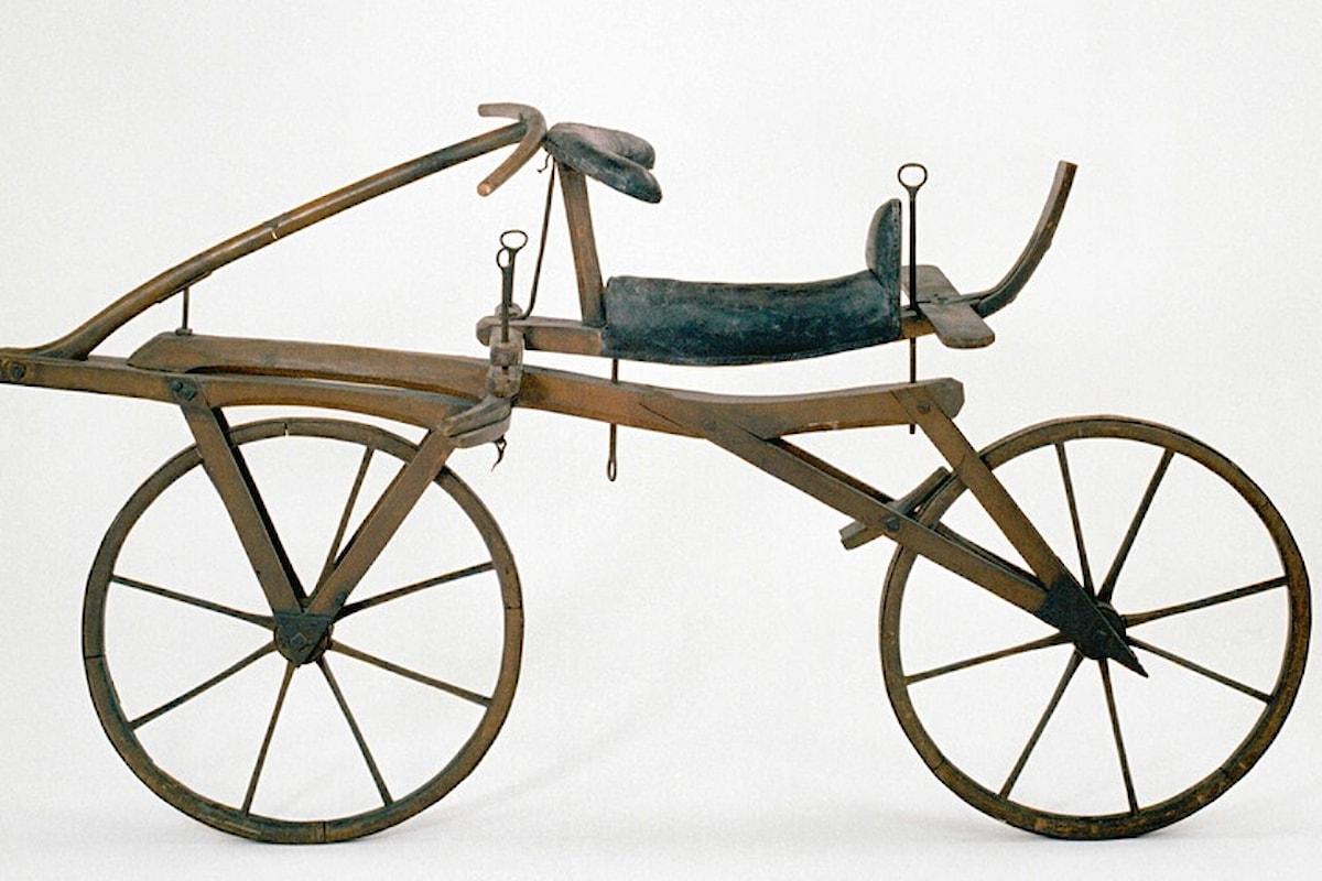 Com'è nata la bicicletta?