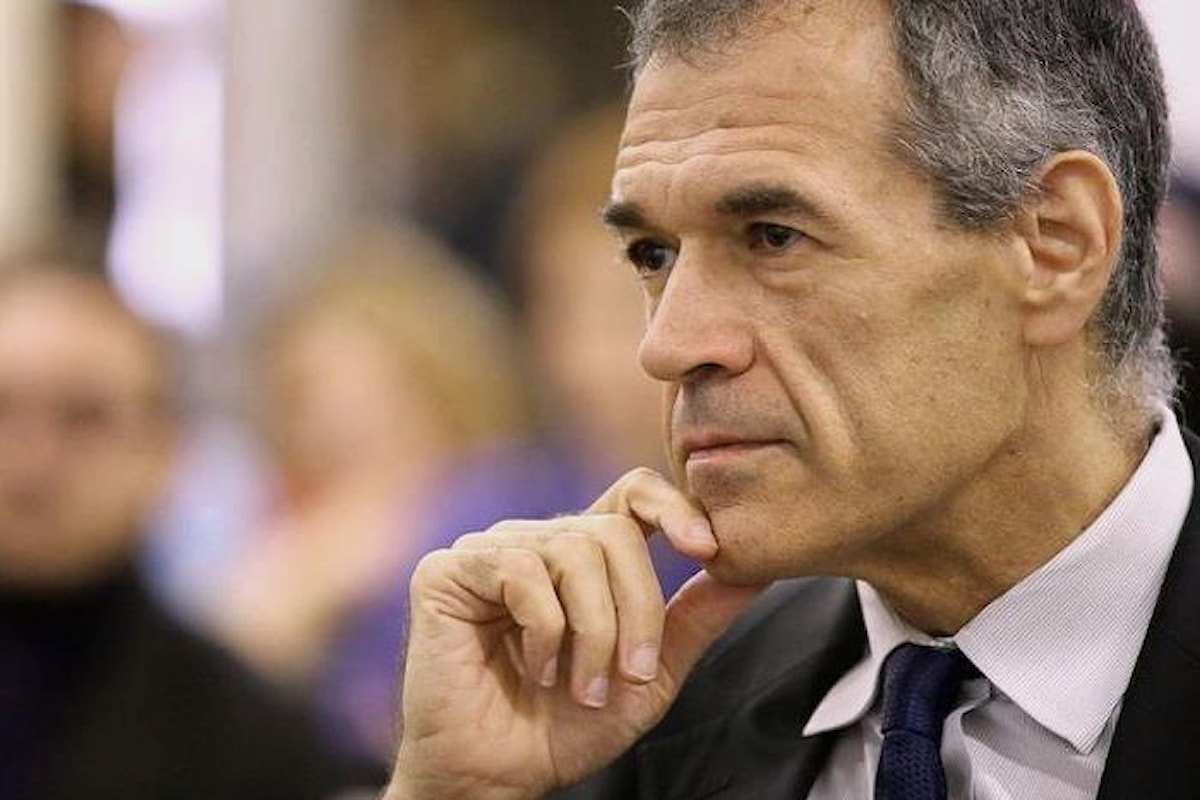 Mentre Mattarella si fa attendere per dare l'incarico al premier, anche Cottarelli esprime i suoi dubbi sul prossimo governo