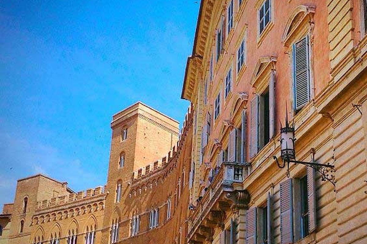 Visita Palazzo Chigi Zondadari a Siena