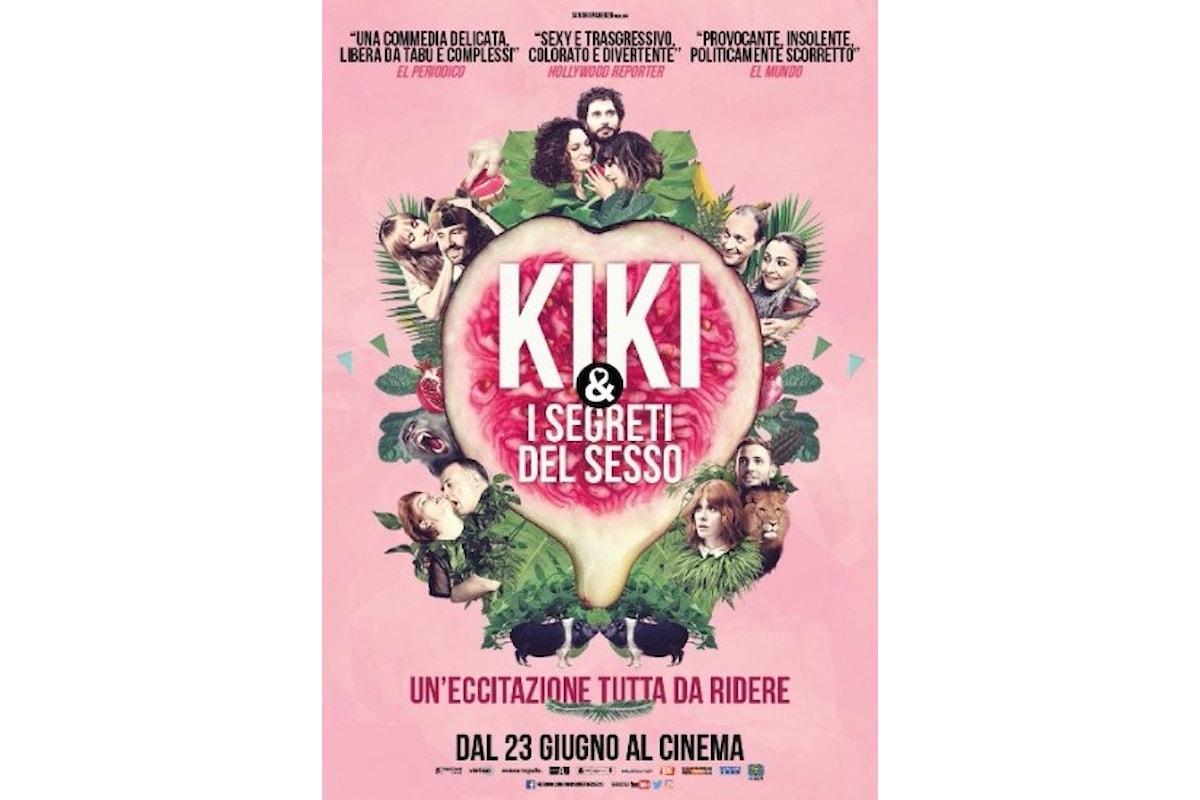 Recensione della commedia spagnola KIKI E I SEGRETI DEL SESSO