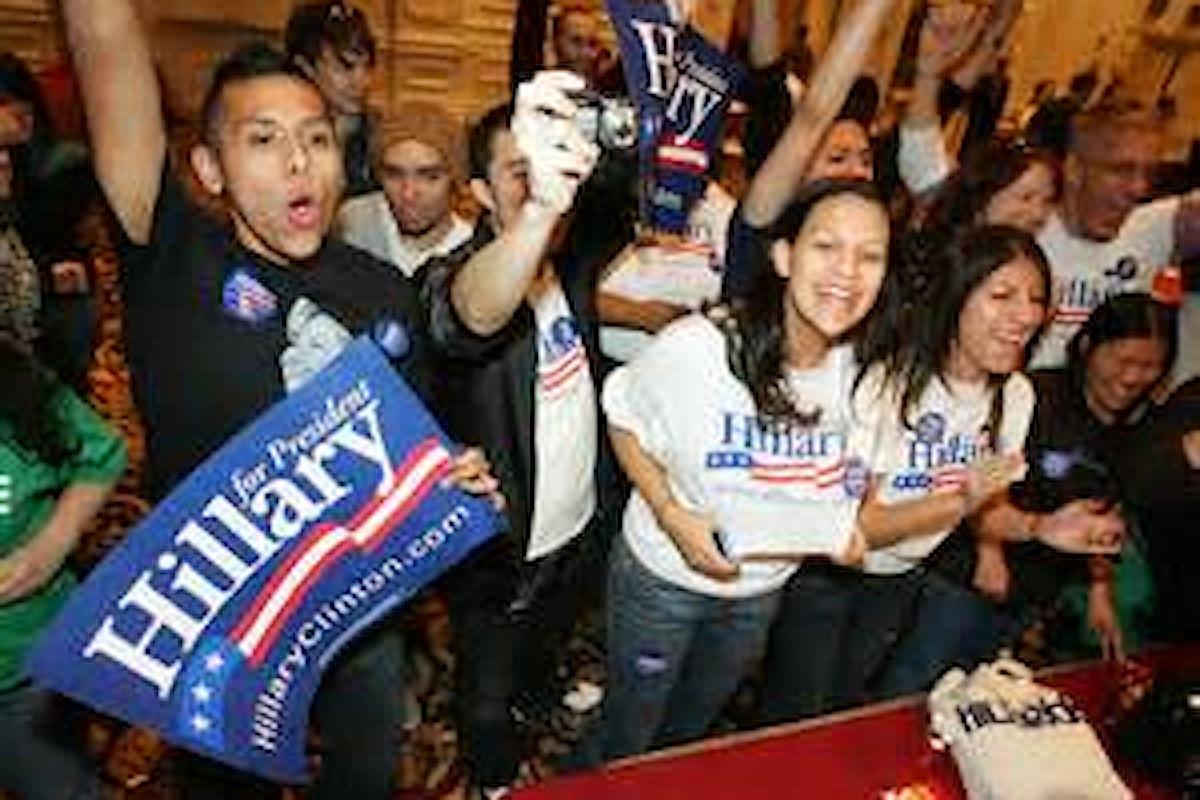 Vince la Clinton in Nevada. In Sud Carolina trionfa Trump