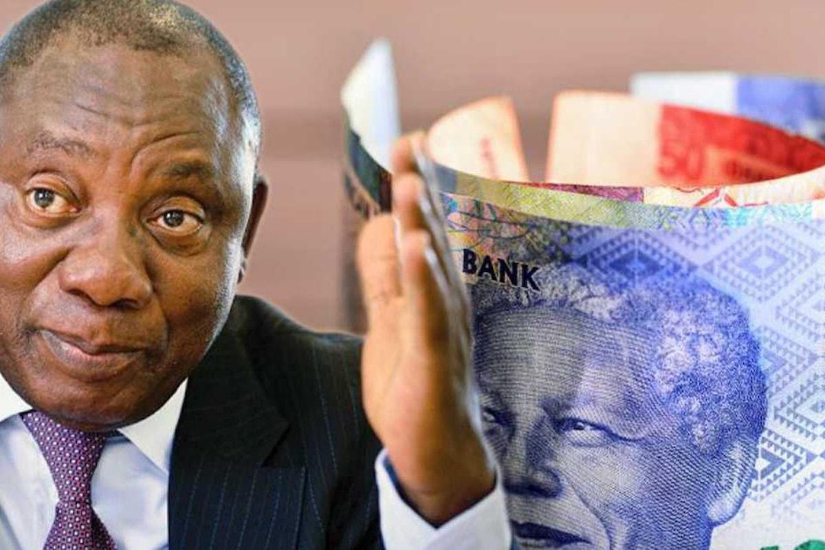 L'ascesa del dollaro penalizza le valute emergenti come lo ZAR