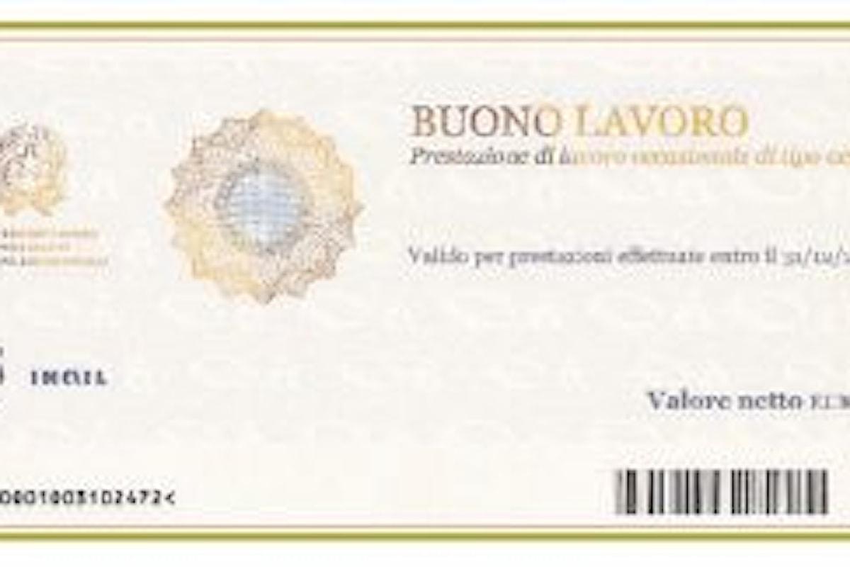In Italia è boom di utilizzo dei Voucher Inps: ecco cosa sono e l'ipocrisia di chi li critica e poi li utilizza