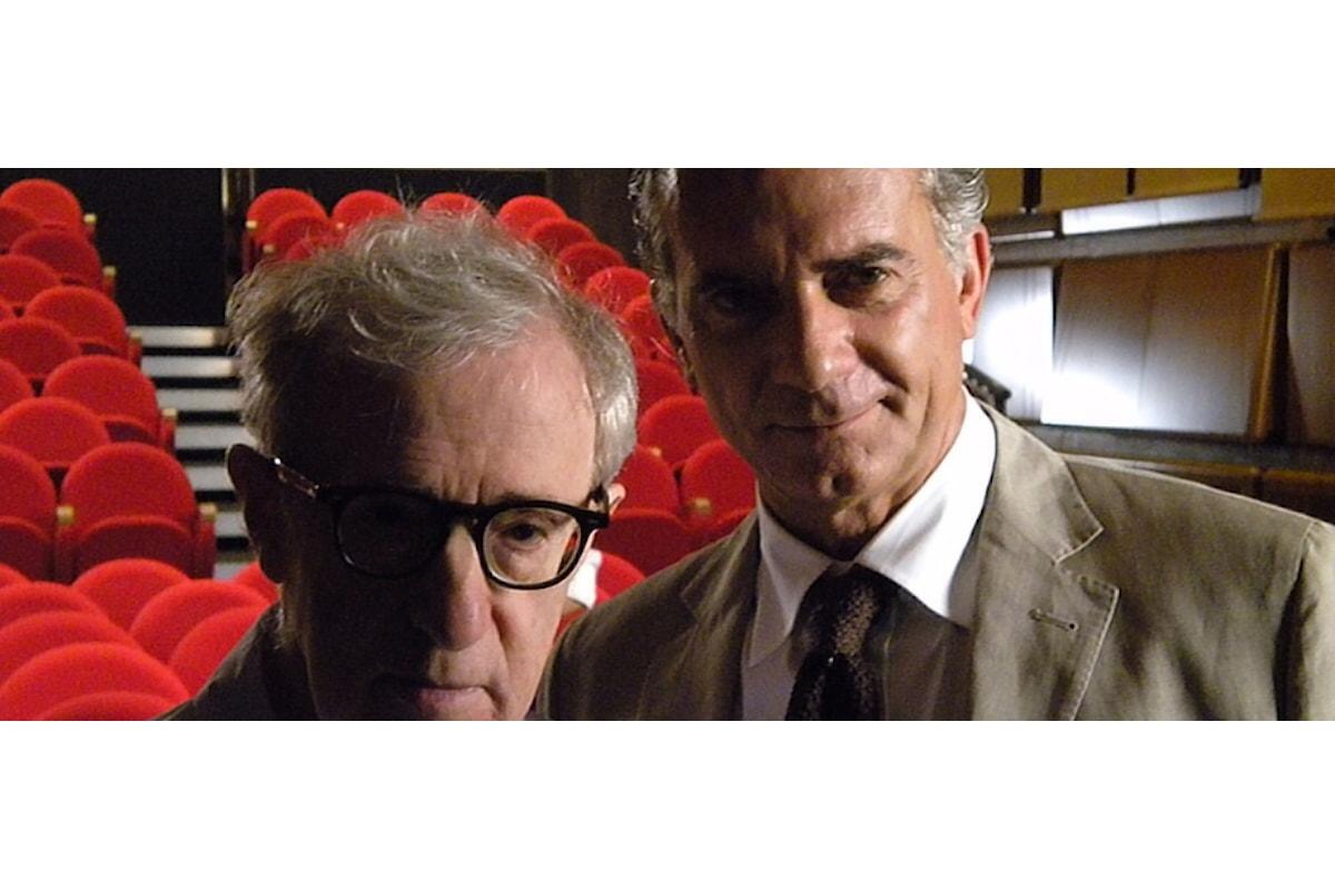 Non solo la soap opera Vivere e un film con Woody Allen, Fabio Bonini oltre l'attore è un imprenditore di successo