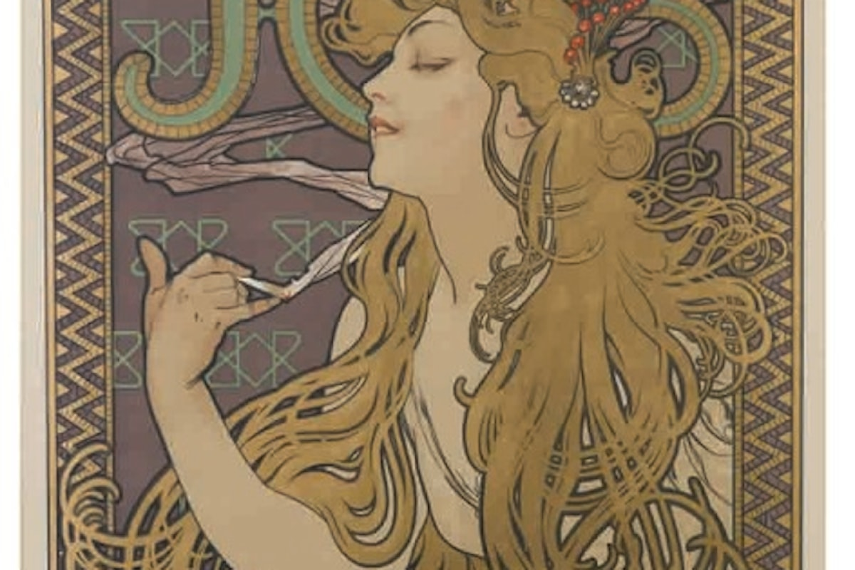 L'eleganza in mostra: Alfons Mucha