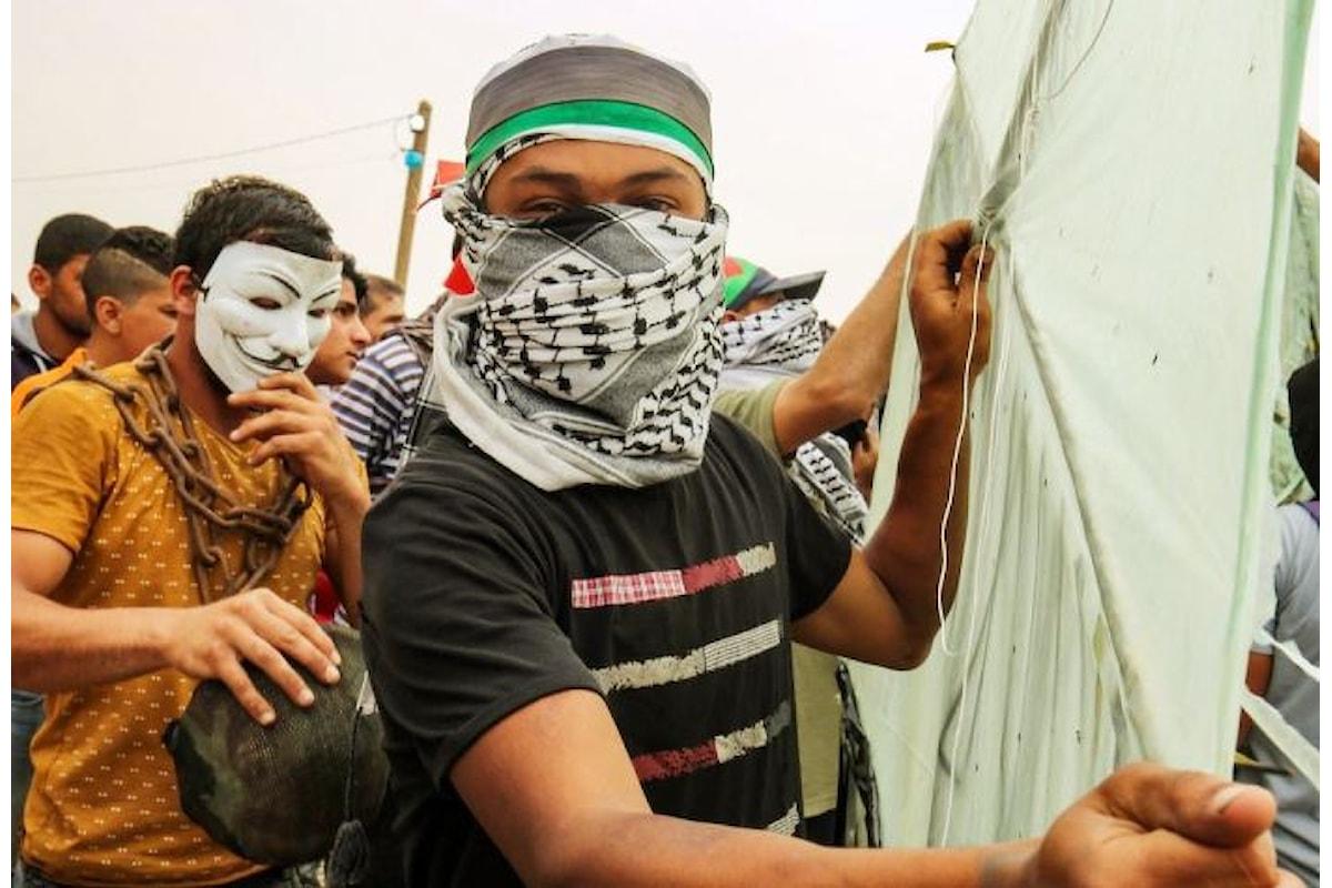 Ancora manifestazioni a Gaza e in Cisgiordania in attesa delle proteste di massa per il 14 e 15 maggio