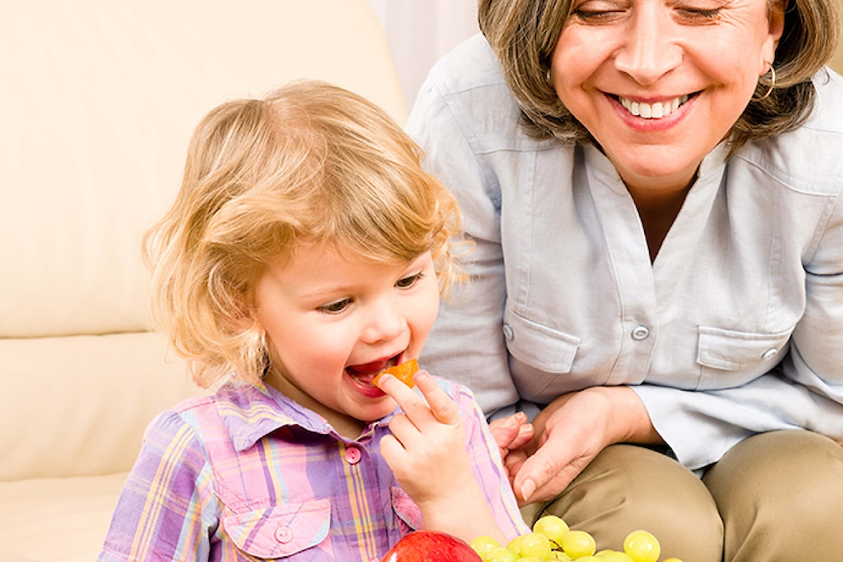 4 cose che rendono speciale il rapporto tra nonni e nipoti