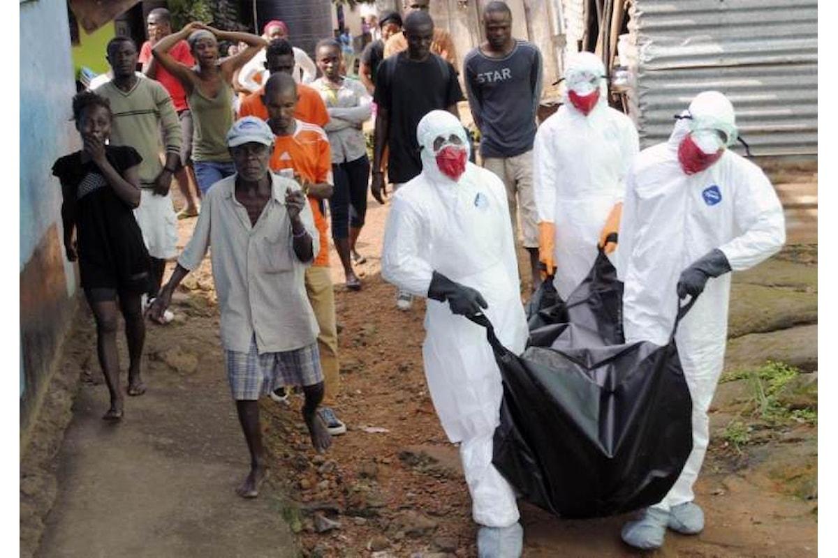 Potrebbe aggravarsi l'epidemia di Ebola che ha colpito le province del Nord Kivu e dell'Ituri nella Repubblica Democratica del Congo