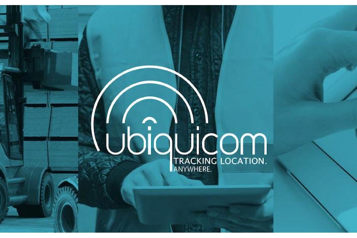 Online il nuovo sito web di Ubiquicom - Tracking Location