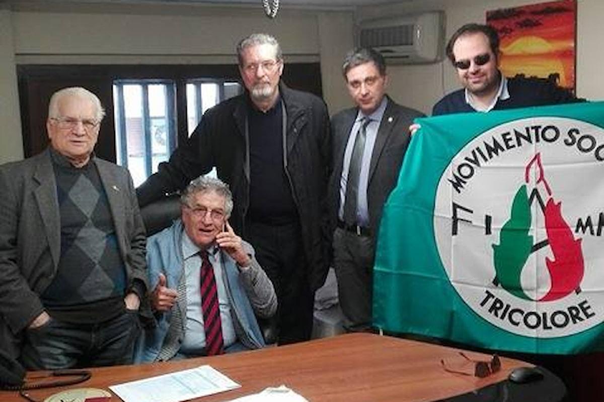 Salvini a Napoli, la posizione di Fiamma Tricolore Campania