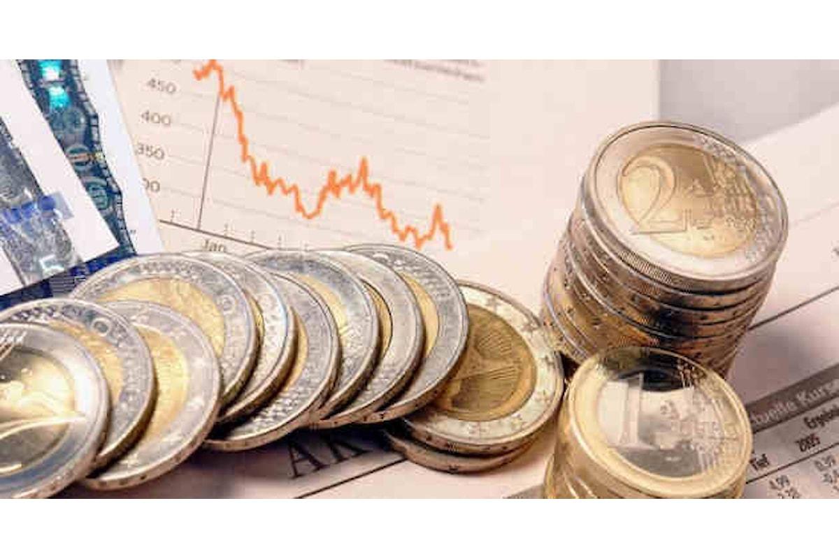 Euro in caduta libera sulla scia della crisi italiana (e spagnola)