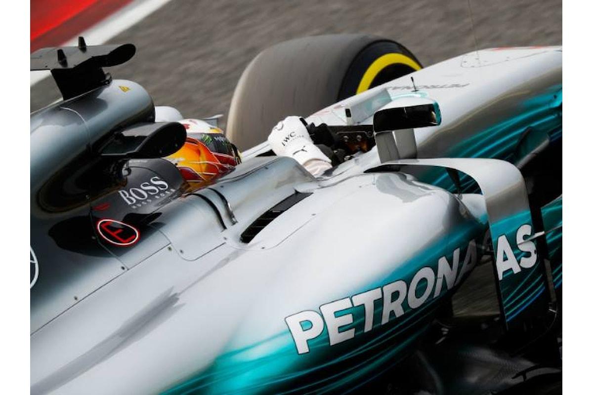 Formula 1 2017. In Austria vince Bottas, seconda la Ferrari di Vettel