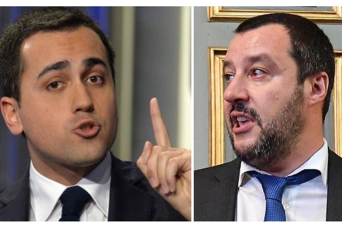 Il prossimo CdM potrebbe segnare la fine del Governo Lega 5 Stelle?