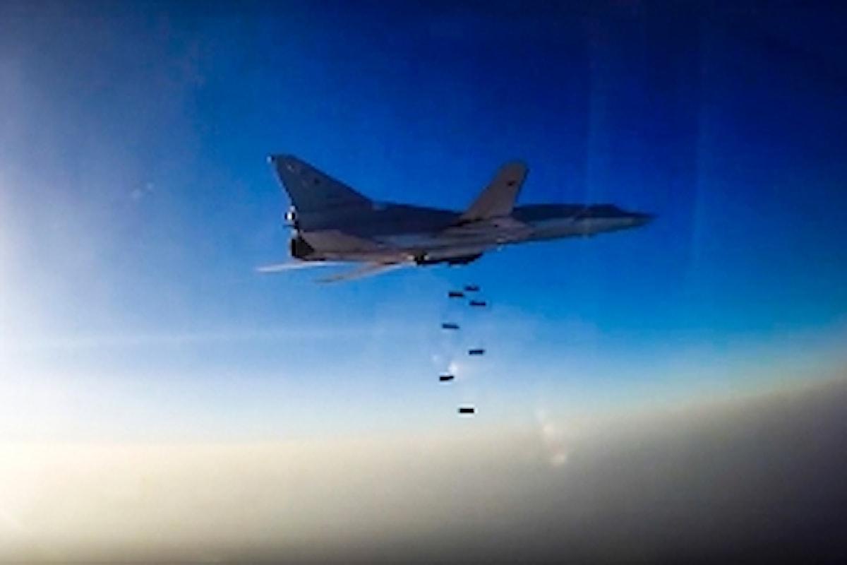 SIRIA VS ISIS - BOMBARDAMENTI RUSSI - Accordo Obama Putin? Forse, ma con prudenza