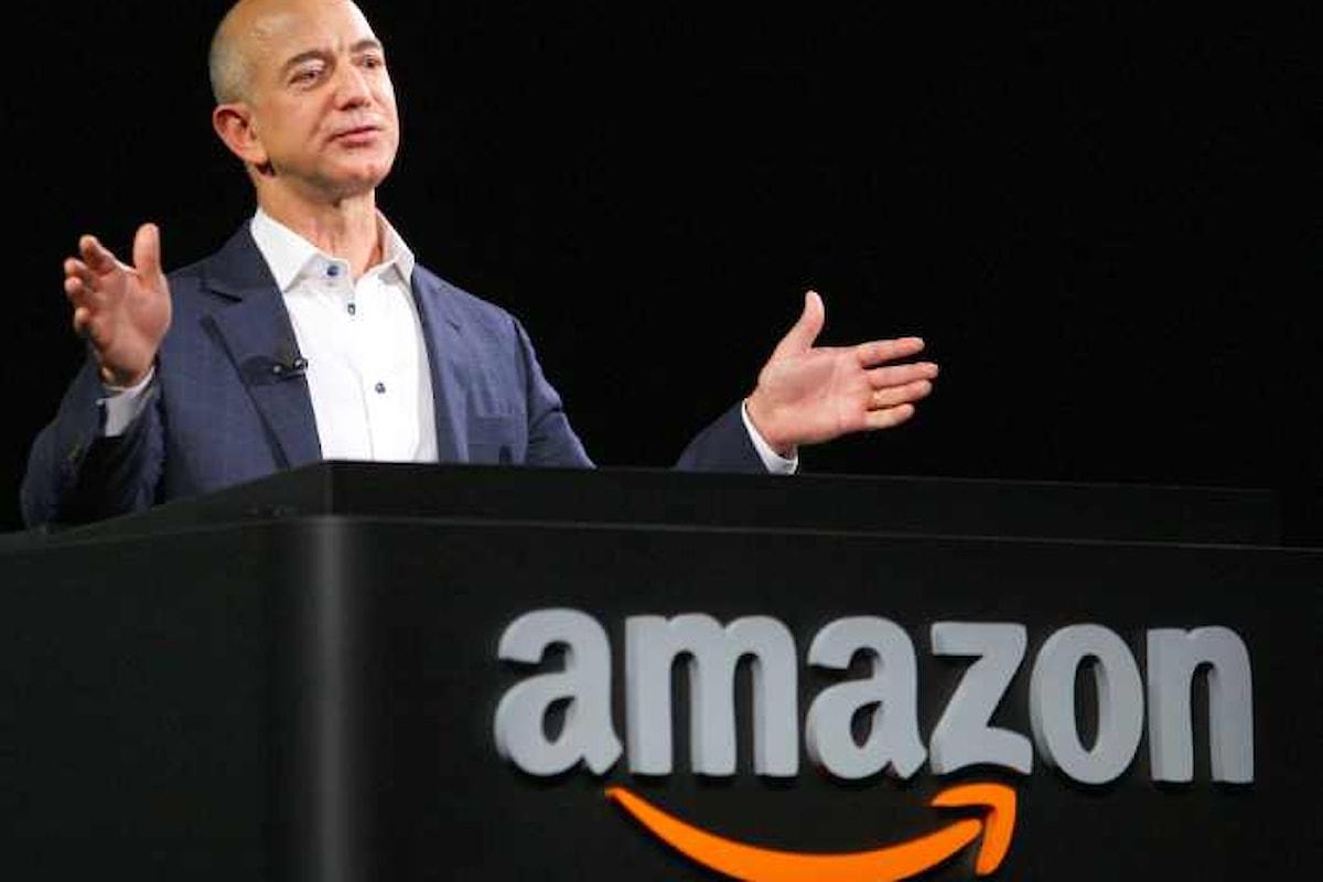 Amazon deve pagare 250 milioni di euro di tasse arretrate ovvero il buffetto definito stangata