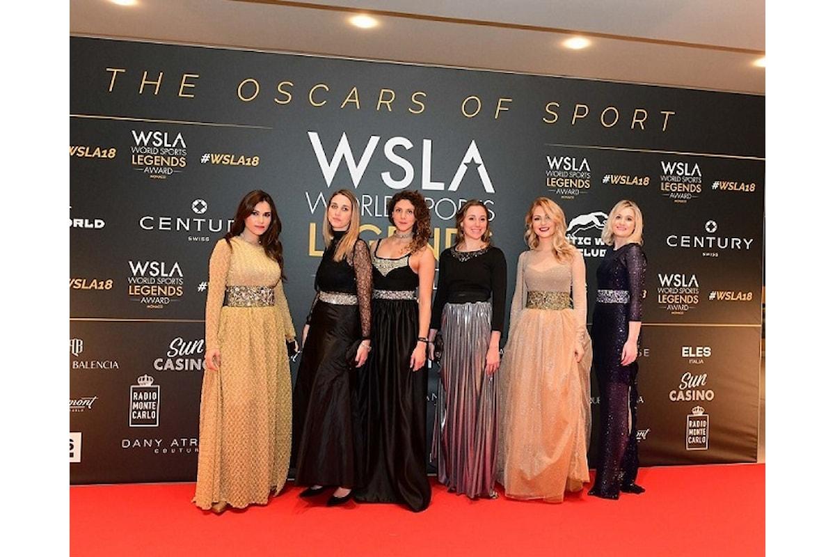 Eles Italia Gran Soirée: sofisticata femminilità ed estrema eleganza per il Monaco WSLA 2018