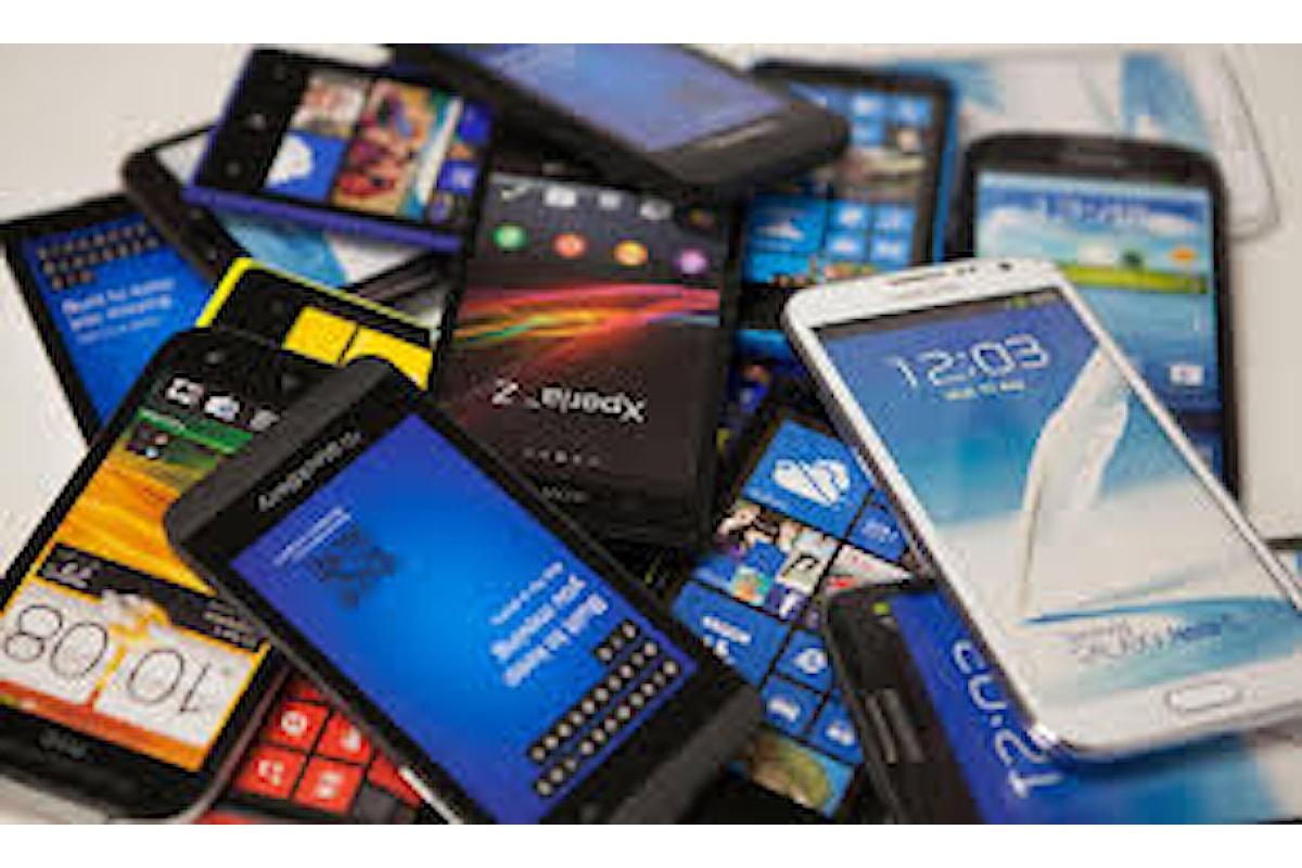 Il mercato degli smartphone non cresce più