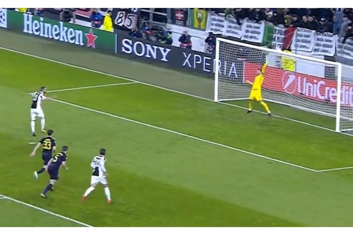 La Juventus pareggia in casa 2-2 con il Tottenham. L'ottavo di finale si deciderà a Londra