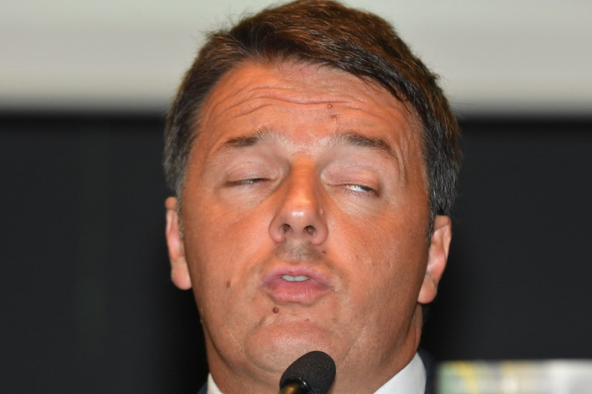 Renzi si dimette?... Io vorrei... non vorrei ma...