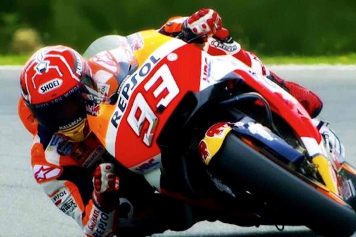 MotoGP, Marquez si conferma a Valencia campione del mondo per la stagione 2017