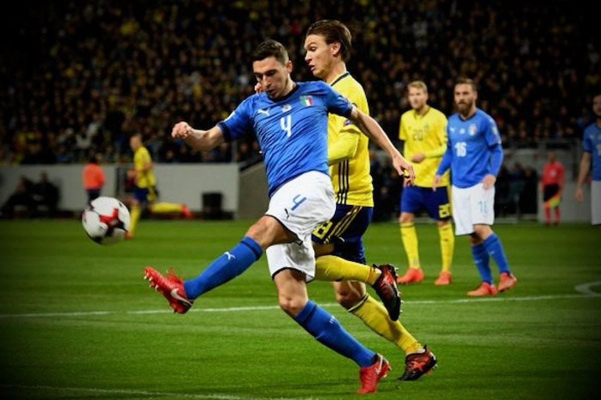 L'Italia nel pallone rischia di non qualificarsi ai mondiali 2018