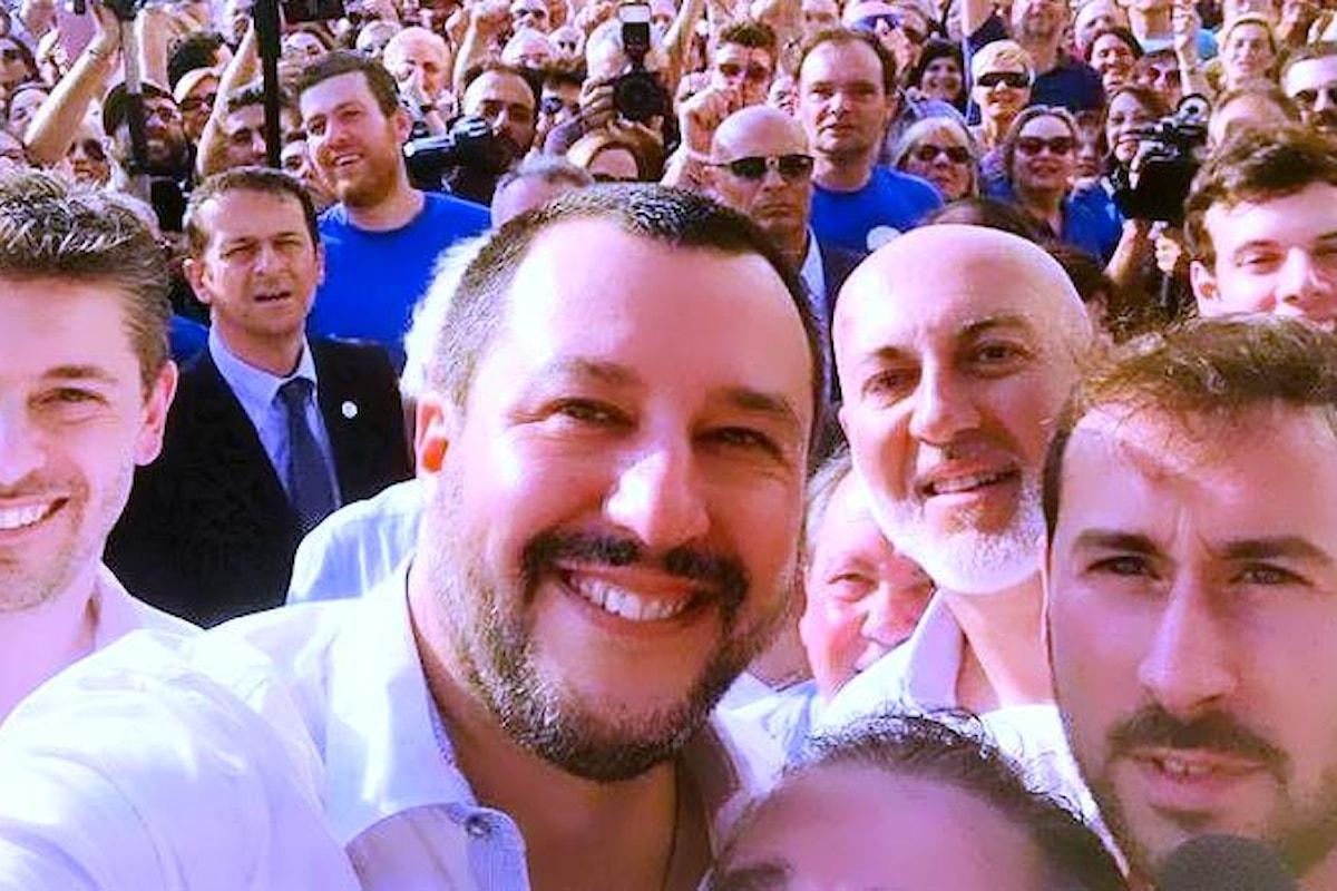 Salvini: chiederemo alle nostre navi di stare più vicine alle coste italiane