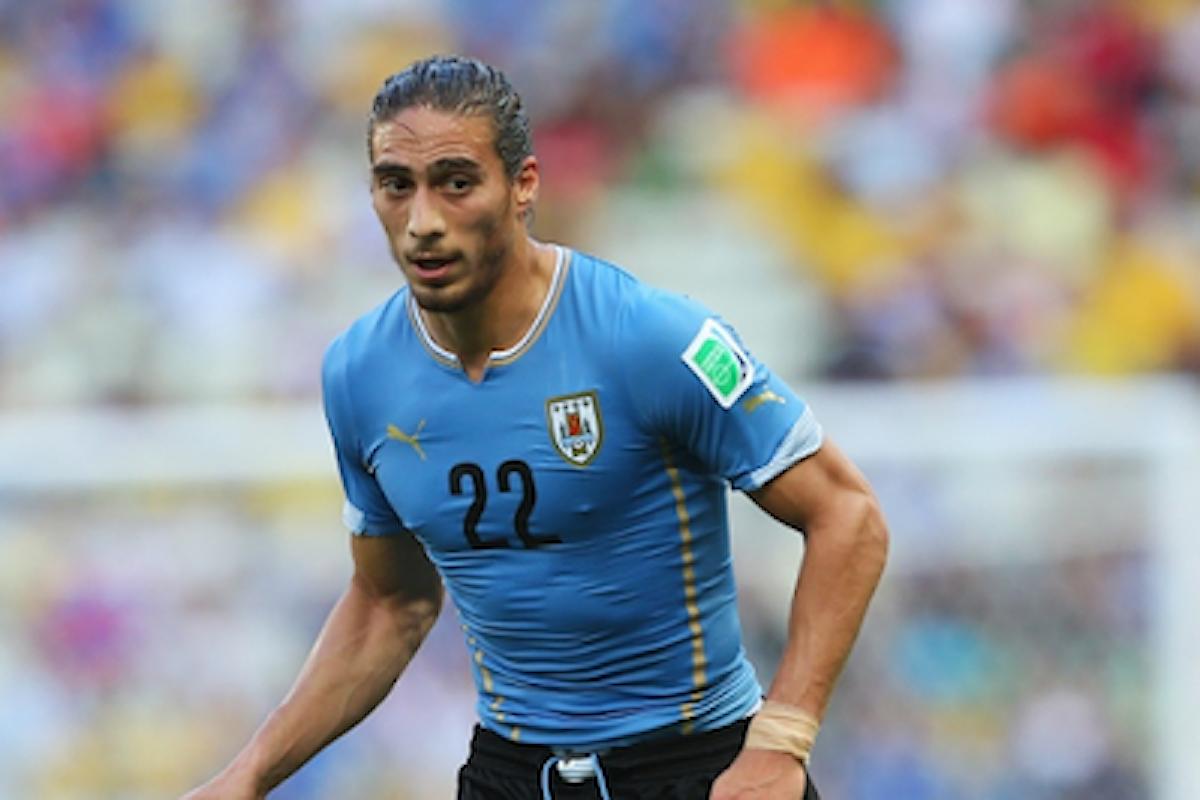 Martin Caceres all'Inter? Provino per l'uruguaiano