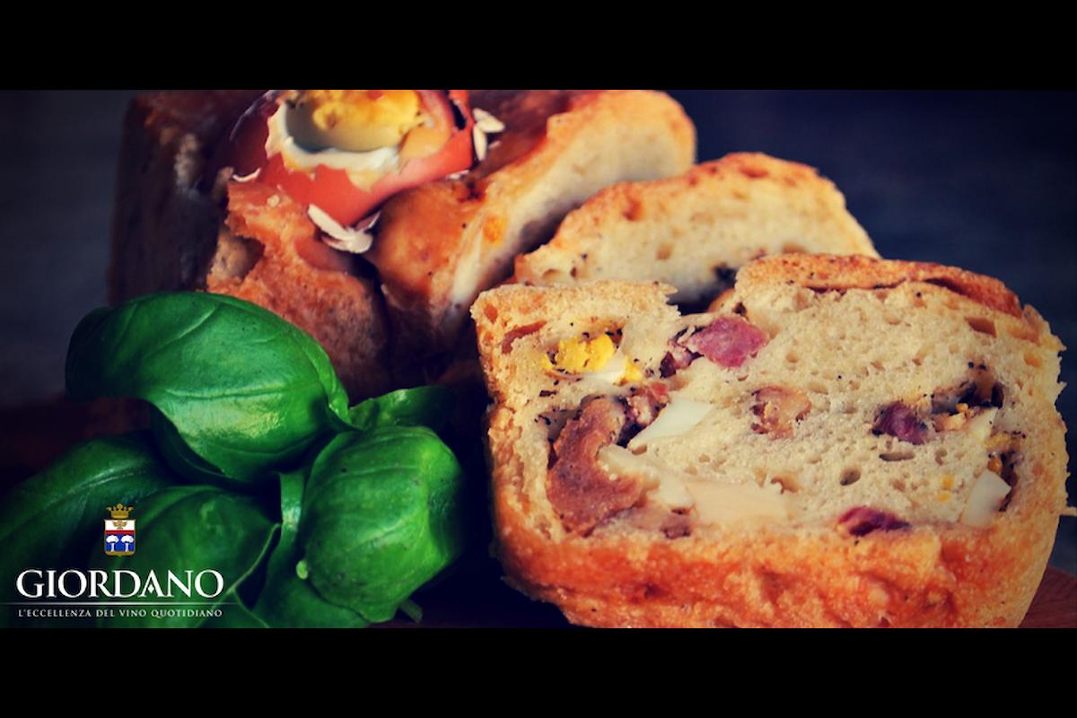 Giordano Vini in cucina: Casatiello Napoletano, una tradizione gustosissima