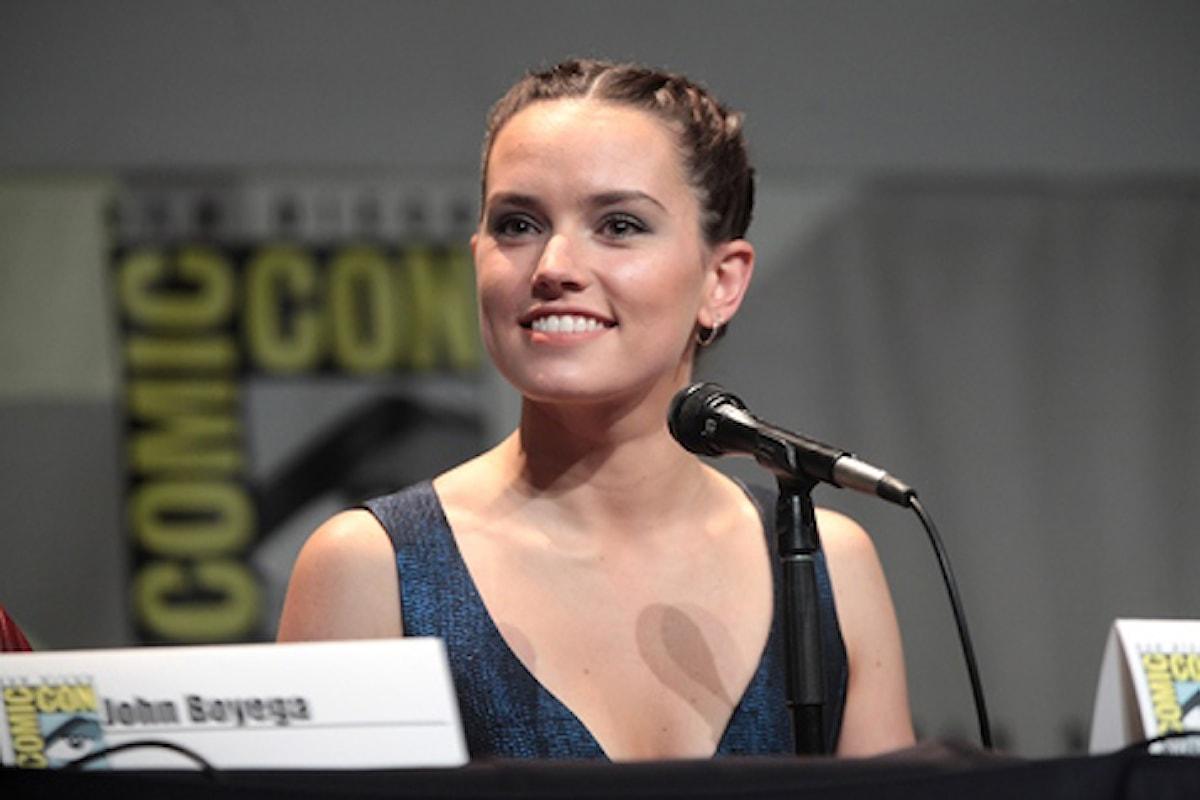 Daisy Ridley potrebbe essere la nuova Lara Croft