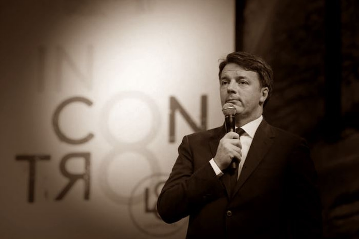Nel deserto della Leopolda a Renzi sono rimaste solo le fake news... che il Pd continua a diffondere!