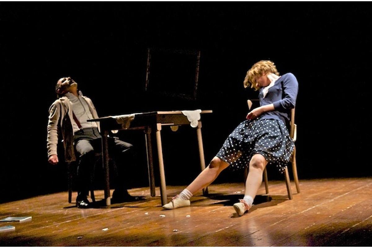 Al teatro Lo Spazio 'La lezione' di Ionesco