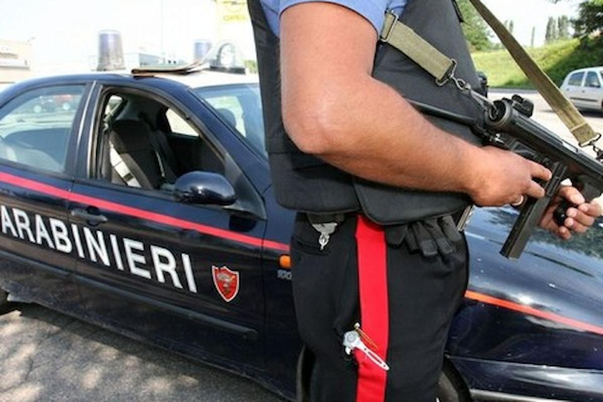 Centrale di spaccio a conduzione familiare, tre arresti in Cilento
